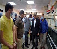 افتتاح المركز التكنولوجي الجديد بمدينة بنها