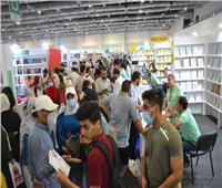 92 ألف زائر في سابع أيام معرض القاهرة الدولي للكتاب