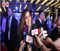 دينا الشربيني: أنا عنيدة في «البعض لا يذهب للمأذون مرتين»  فيديو