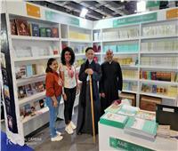 الأنبا مكاريوس توفيق يزور دار لوغوس للنشر بمعرض القاهرة الدولي للكتاب