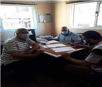 إحالة ٨٢ عاملاً بالمصالح الحكومية بمدينة الدلنجات للتحقيق