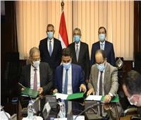 وزيرا البترول والكهرباء يشهدان توقيع مذكرة تفاهم مع إيني الإيطالية