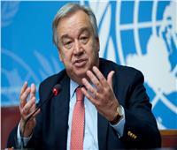 الأمين العام للأمم المتحدة: جائحة «كورونا» لا تزال بعيدة عن الانتهاء