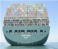 قبل مغادرة قناة السويس.. السفينة البنمية غيرت قبطانها
