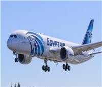 «مصر للطيران» تسير 80 رحلة غدا لنقل 7 آلاف راكب