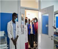 زايد: ماكينات غسيل كلوي ومحطة معالجة ومساعدات طبية لمستشفى «جوبا» التعليمي