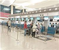 تشغيل تجريبي لنظام «سيور» الحقائب الجديد بمطار القاهرة