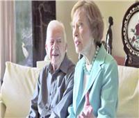الرئيس الأمريكي الأسبق في الذكرى الـ75 لزواجه: «اختر الشريك المناسب»