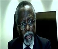 المبعوث الأممى للقرن الإفريقي: هناك العديد من التحديات التى يجب مواجهتها فى ملف سد النهضة