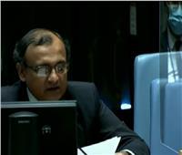 مندوب الهند: لا يمكن تسوية الخلافات بين دول المنبع والمصب إلا بصورة ودية