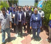 قوافل التمكين الاقتصادي تجوب محافظة الدقهلية