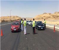 «أكمنة المرور» ترصد 3497 مخالفة على الطرق السريعة