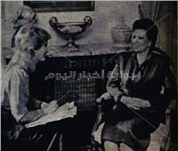 قبل اغتيال الرئيس الراحل.. جيهان السادات تتحدث عن الإرهابيين