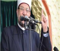 وزير الأوقاف خلال خطبة الجمعة: الغش في الامتحانات يدمر العقول والأجيال