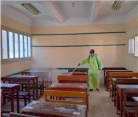 غرفة عمليات بديوان محافظة دمياط لمتابعة امتحانات الثانوية العامة