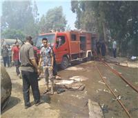 السيطرة على حريق مخزن كرتون دون خسائر بشرية بالدقهلية