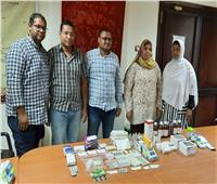 «صحة أسوان» تضبط مخالفات داخل مستشفى خاص