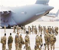 القوات الأمريكية تنسحب من أفغانستان قبل الموعد المقرر