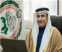 رئيس البرلمان العربي يهنئ رئيس المجلس الشعبي الوطني الجزائري الجديد