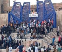 التحضيرات النهائية لحفل «كايروكي»بالقلعة قبل انطلاقه .. صور