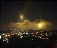 جيش الاحتلال الإسرائيلي يطلق قنابل ضوئية فوق الحدود اللبنانية