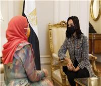 «القومي» يلتقي بوزيرة المرأة والأسرة والخدمات الاجتماعية بـ «المالديف»
