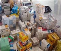ضبط 13 مليون قرص أدوية مخدرة مهربة جمركيا بمدينة نصر