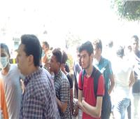 بدء توافد طلاب الثانوية العامة على اللجان أول أيام الامتحانات في قنا | فيديو وصور