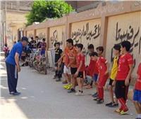 برنامج لتنشيط الرياضة بالأحياء السكنية في المنوفية