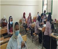 بدء امتحان اللغة العربية لطلاب الشعبة العلمية تحت حراسة أمنية مشددة
