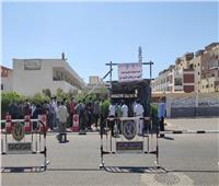 إجراءات احترازية بلجان امتحانات الثانوية العامة في البحر الأحمر