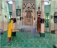 محافظ أسيوط: تطهير وتعقيم المنشآت العامة والمساجد وحملات توعية للمواطنين