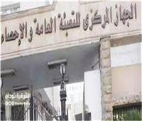 الإحصاء: 28.5 مليون نسمة حجم قوة العمل في مصر