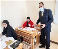 محافظ شمال سيناء يتفقد لجان امتحانات الثانوية العامة في مدينة العريش
