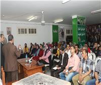 «وفد سوهاج» ينظم دورة تدريبية لطلاب الإعلام والموهوبين في الصحافة بالمحافظة