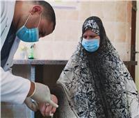 قافلة طبية بالشرقية لعلاج 1477 مواطنا بالمجان