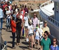 السياحة : نتوقع عودة 400 سائح روسي لمصر شهريا