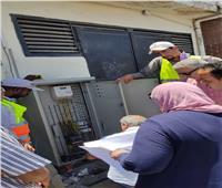 الانتهاء من مشروعات الإنارة بـ6 مناطق عشوائية في الإسكندرية