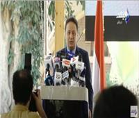 «مصر لن تعطش».. كرم جبر يطالب بالاصطفاف الوطني للدفاع عن الحق فى الحياة|فيديو