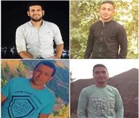 وصول جثامين المصريين ضحايا حرائق قبرص إلى مطار القاهرة