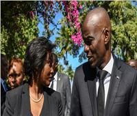 زوجة رئيس هايتي تتهم سياسيين باغتياله