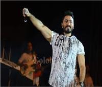20 يوليو حفل تامر حسني في «العلمين الجديدة»