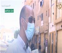 رئيس مدينة العبور يكشف تفاصيل مواجهة المخالفات | فيديو