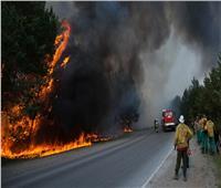 تضاعف مساحة الحرائق في منطقة روسية 3 أضعاف بين ليلة وضحاها  فيديو