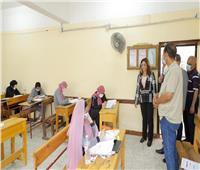 تباين آراء الطلاب حول أسئلة امتحان اللغة العربية بدمياط