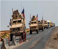 استهداف قاعدة أمريكية بقذائف صاروخية في ريف دير الزور شرقي سوريا