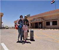 شعيب: مطار مطروح يحصل على شهادة الاعتماد الصحى للسفر الآمن