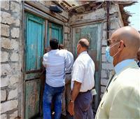 غلق 141 منشأة غذائية وإعدام 107 طنا من الأغذية الفاسدة بالشرقية
