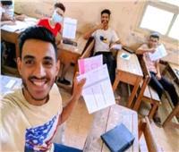 شوقي يعلق على سيلفي البابل شيت: «من الامتحان التجريبي.. وتبينوا قبل التعليق»