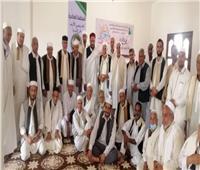 فرع خريجي الأزهر بليبيا يشيد بجهود الإمام الأكبر لدعم الشعب الليبي
